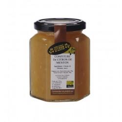 Confiture de citrons de Menton 320 g