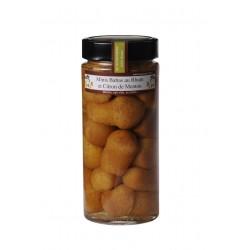 Mini Babas au Rhum et citrons de Menton