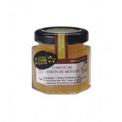 Confiture Citron de Menton 50g