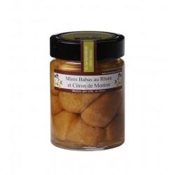 Mini Babas au Rhum et au Citrons de menton 320 ml