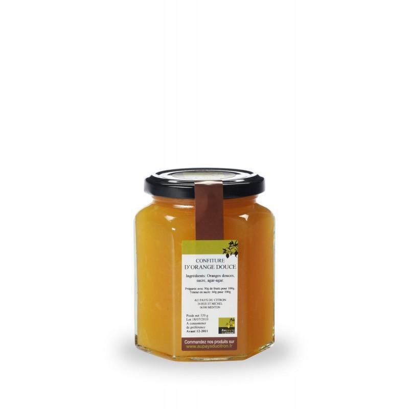 Confiture d'oranges douces 320 g