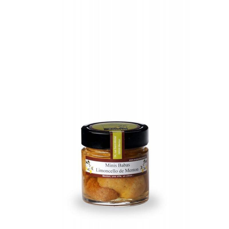 Mini Babas au Limoncello de Menton 240 ml