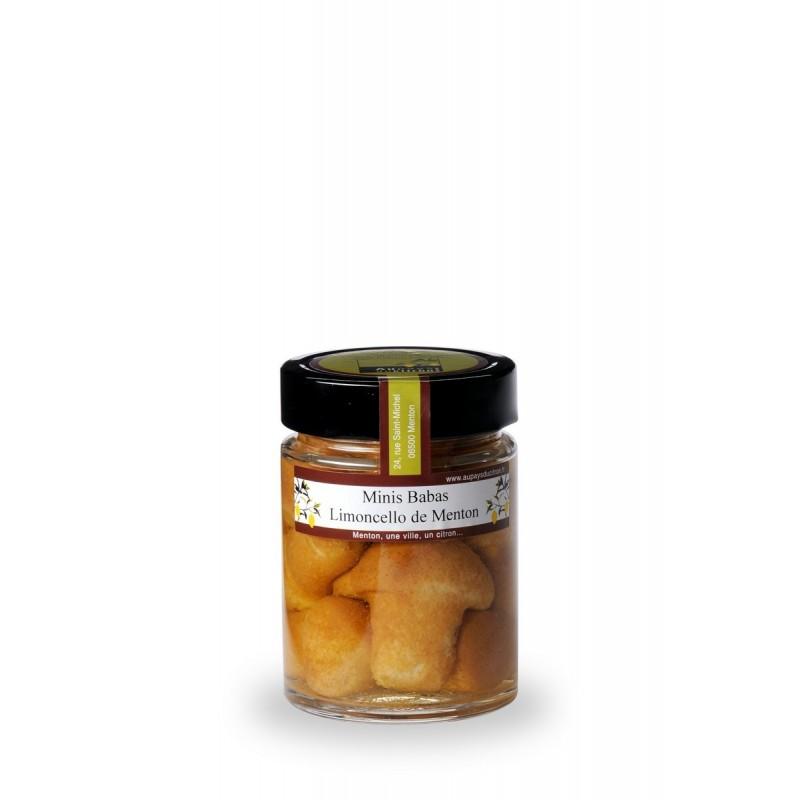 Mini Babas au Limoncello de Menton 320 ml
