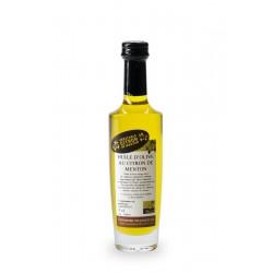 Huile d'olive aux citrons de Menton 5 cl