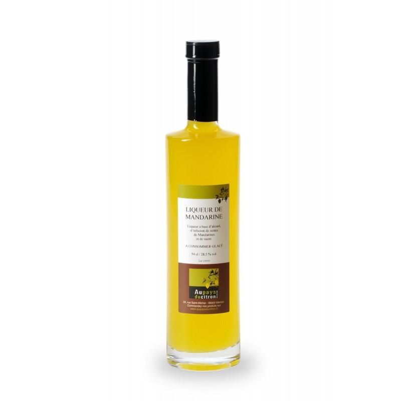 Liqueur de mandarine 50 cl
