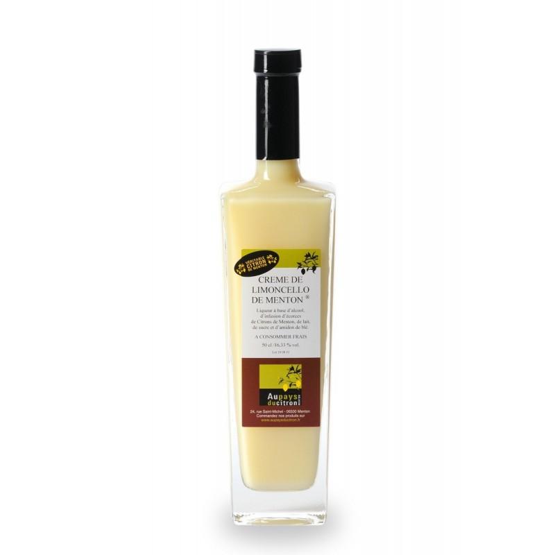 Crème de limoncello 50 cl