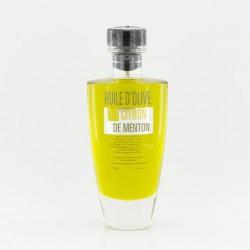Huile d'olive au citron de Menton 20cl