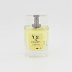 Eau de parfum L'or de Menton 50ml