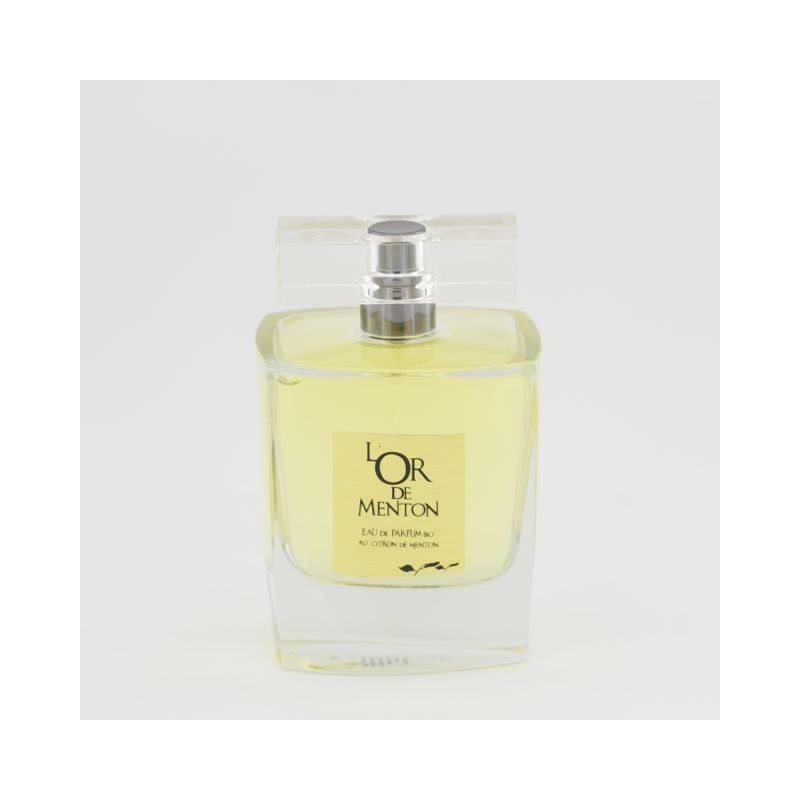 """Eau de parfum """"Lor de Menton"""" 100 ml"""