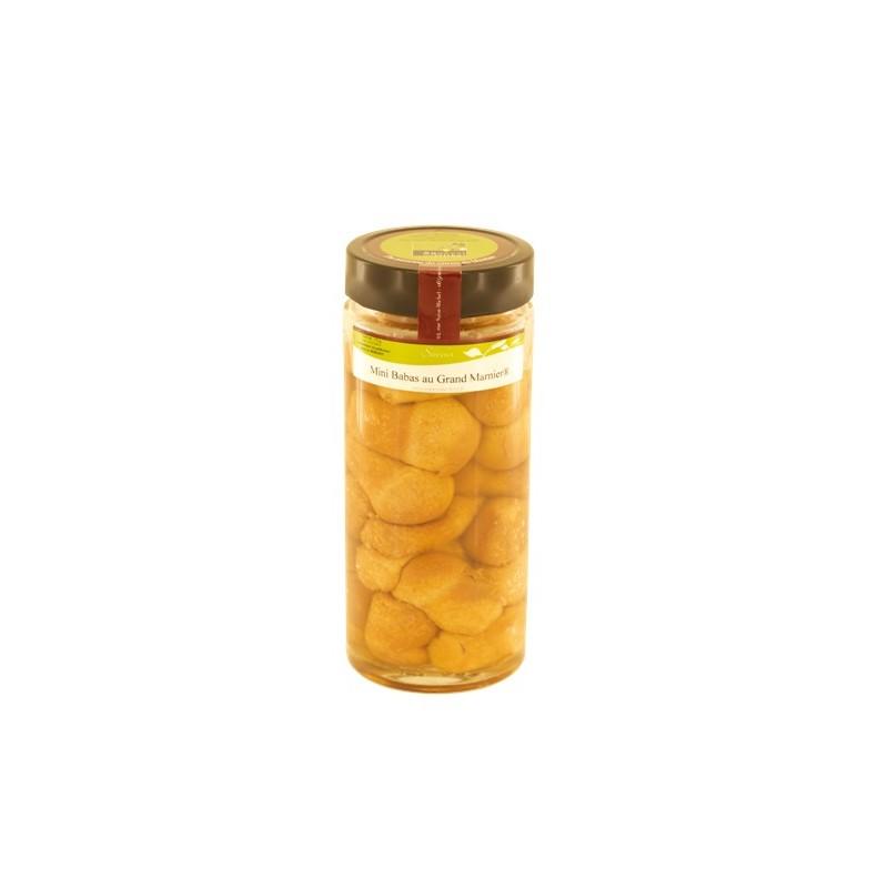 Mini babas au Grand Marnier 570 ml