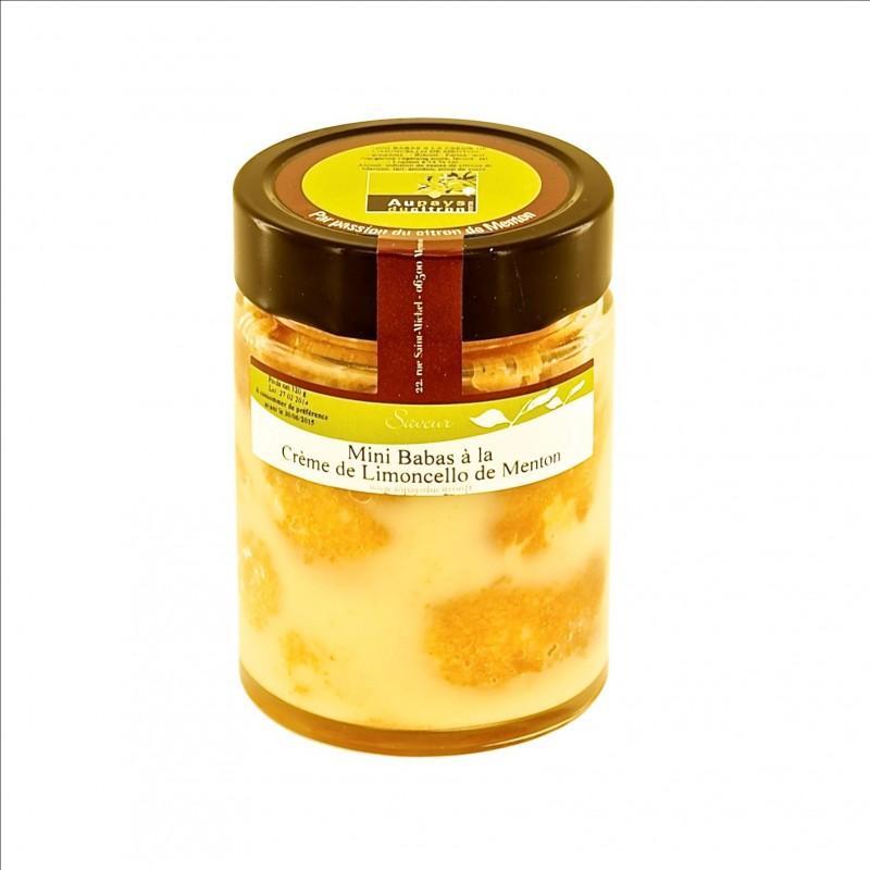 mini Babas à la Crème de Limoncello 320ml