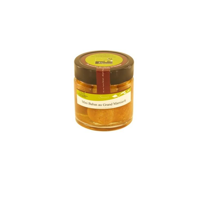 Mini babas au Grand Marnier 240 ml