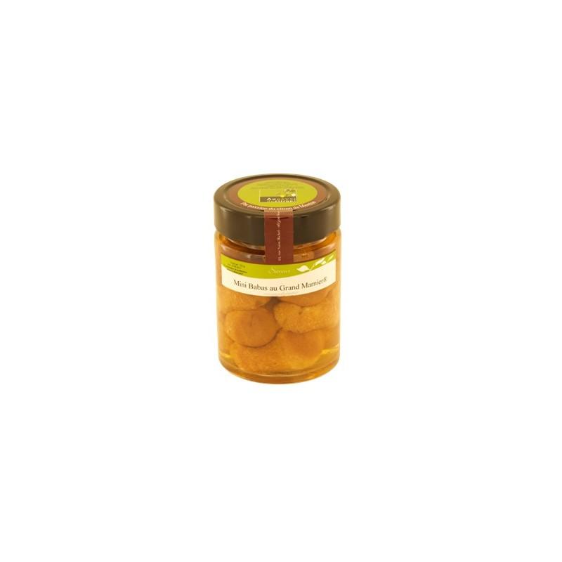 Mini babas au Grand Marnier 320 ml