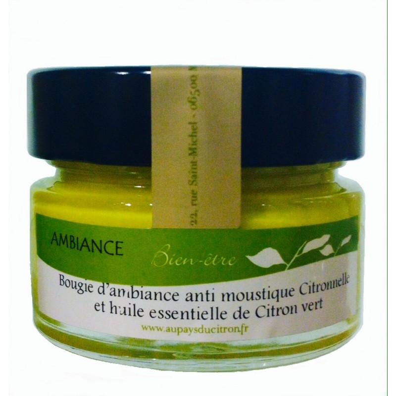 Bougie anti moustique 120gr