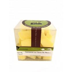 Guimauves au citron de Menton