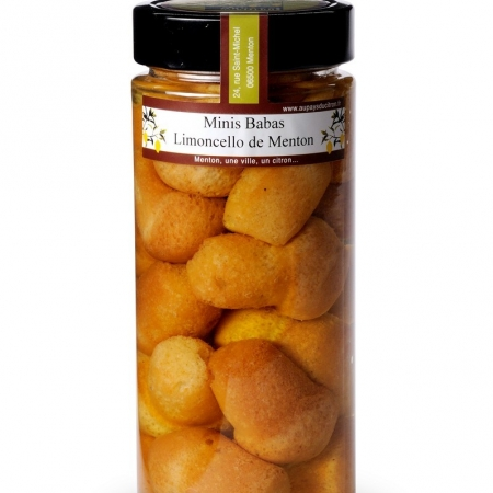 Mini Babas au Limoncello de Menton 570 ml
