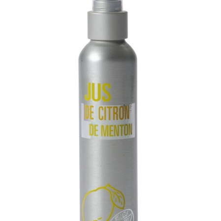Spray jus de citron